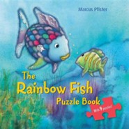 Rainbow Fish Puzzle Book