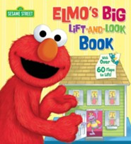 Elmo's Big Lift-And-Look Book (Sesame Street)  -              By: Anna Ross                   Illustrated By: Joe Mathieu