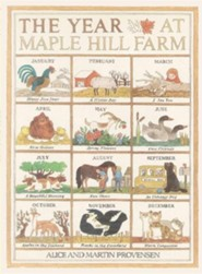 The Year at Maple Hill FarmOriginal Edition  -     By: Alice Provensen, Martin Provensen