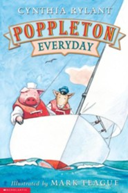 Poppleton Everyday  -     By: Cynthia Rylant     Illustrated By: Mark Teague