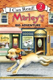 Marley's Big Adventure  -     By: John Grogan, Susan Hill     Illustrated By: Richard Cowdrey