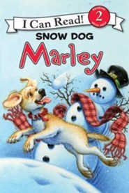 Marley: Snow Dog Marley  -     By: John Grogan, Susan Hill     Illustrated By: Richard Cowdrey