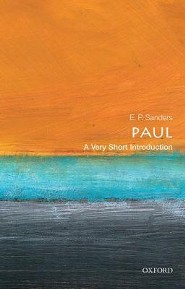 Paul: A Very Short Introduction  -     By: E.P. Sanders