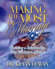 Making the Most of Marriage Leader Guide  -     By: Kevin Leman