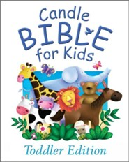 Candle Bible for Kids, Toddler Edition  -              By: Juliet David