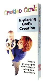 Creation Cards: Exploring God's Creation