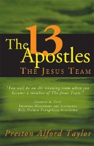 The 13 Apostles: The Jesus Team - Slightly Imperfect