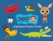 Julius! Alphabet Flash Cards