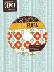 Reprodepot Pattern Book: Flora: 225 Vintage-Inspired Textile Designs