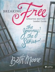 Breaking Free: Making Liberty in Christ a Reality in LifeLeader Guide, U Edition  -     By: Beth Moore, Dale McCleskey