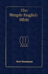 Simple English Bible New Testament, Paper