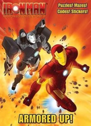 Armored Up! (Marvel: Iron Man)