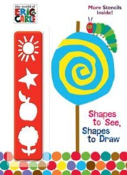 Shapes to See, Shapes to Draw! (the World of Eric Carle)  -     By: Eric Carle     Illustrated By: Eric Carle