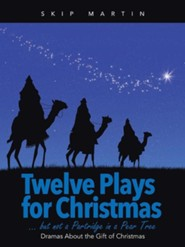 Twelve Plays for Christmas ... But Not a Partridge in a Pear Tree: Dramas about the Gift of Christmas