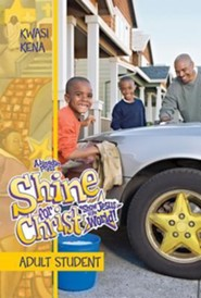VBS 2015 Shining Star: See the Jesus in Me - Adult Student Handbook