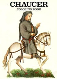 Chaucer Coloring Book  -     By: Geoffrey Chaucer
