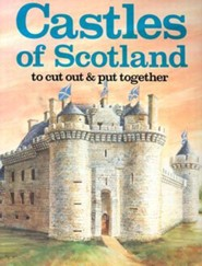 Castles of Scotland Coloring Book  -     By: J.K. Anderson