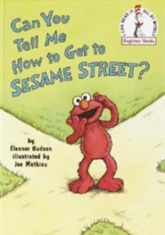 Can You Tell Me How to Get to Sesame Street? (Sesame Street)