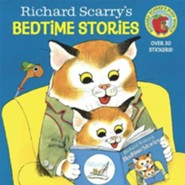 Richard Scarry's Bedtime Stories  -     By: Richard Scarry