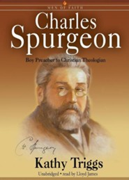Charles Spurgeon Audiobook on CD