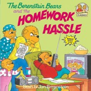 The Berenstain Bears and the Homework Hassle  -     By: Stan Berenstain, Jan Berenstain