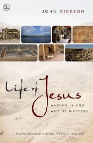 Life of Jesus Participant's Guide with DVD: Who He Is and Why He Matters  -     By: John Dickson