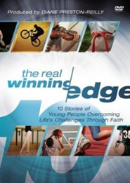 The Real Winning Edge: Ten Stories of Young People Changed by God, DVD