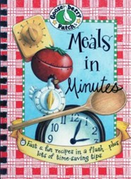 Meals in Minutes CookbookNew Edition