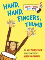 Hand, Hand, Fingers, Thumb  -     By: Al Perkins     Illustrated By: Eric Gurney