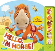Hello, I'm Horse!  -     By: AZ Books