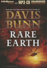 Rare Earth Unabridged Audiobook on MP3  -     Narrated By: Phil Gigante     By: Davis Bunn
