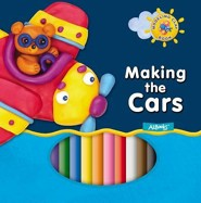 Making Machines [With 10 Pieces Modeling Clay]  -     By: AZ Books