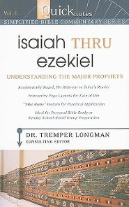 Quicknotes Simplified Bible Commentary Vol. 6: Isaiah thru Ezekiel  -     