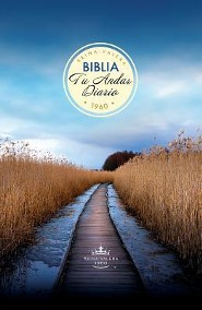 Biblia tu andar diario, General, Tela , Your Daily Walk Bible, General  -