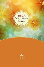 Biblia tu andar diario, Mujeres, Tela, Your Daily Walk Bible, Woman