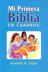 Mi primera Biblia, Azul, My First Bible, Blue  -