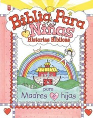 Biblia para ni&#241as: historias b&#237blicas , Little Girls Bible