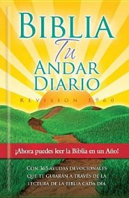 Biblia tu andar diario, General, Rústica, Your Daily Walk, General , PB