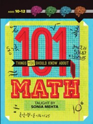101 Things You Should Know About Math
