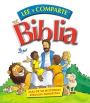 Biblia Lee Y Comparte: Read and Share Bible  -     By: Gwen Ellis