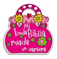 Mi Linda Biblia Rosada: My Pretty Pink Bible Purse