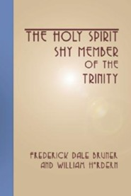 Holy Spirit - Shy Member of the Trinity