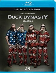 Duck Dynasty Season 4, Blue Ray DVD