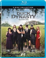 Duck Dynasty: Season 1, Blu-ray
