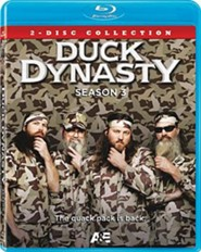 Duck Dynasty: Season 3, Blu-ray
