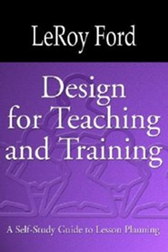 Design for Teaching and Training
