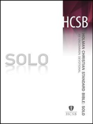 HCSB SOLO: An Uncommon Devotional  -     By: Broadman Holman