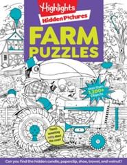 Highlights(tm) Hidden Pictures(r) Favorite Farm Puzzles