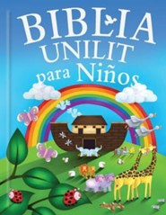 Biblia Unilit Para Ninos = Candle Bible for Kids