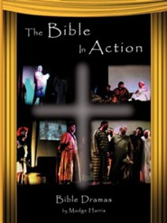 The Bible in Action  -     By: Madge Harris